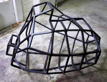 Annabelle Hyvrier, Heart, Iron, Ht: 110cm, 2013